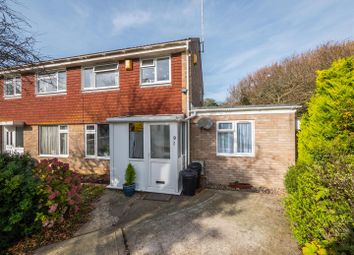 Thumbnail 4 bedroom semi-detached house for sale in Belvedere Gardens, Seaford