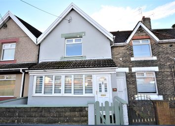 Thumbnail Terraced house for sale in Tindale Crescent, Bishop Auckland