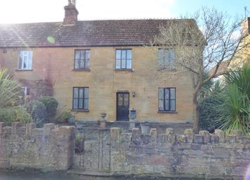 Thumbnail 4 bedroom end terrace house for sale in East Street, Martock
