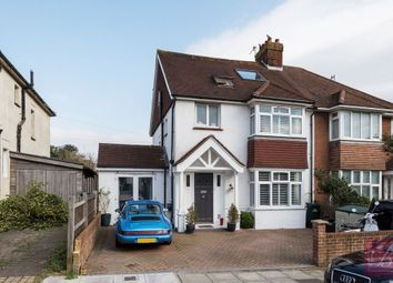 Thumbnail 4 bed semi-detached house for sale in Orchard Avenue, Hove
