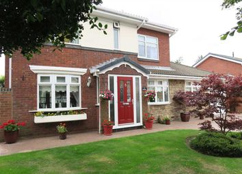 Thumbnail 3 bed detached house for sale in Parkside, Hebburn