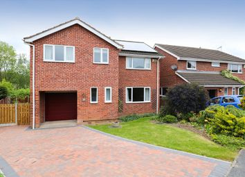 Thumbnail 4 bedroom detached house for sale in Staneford Court, Waterthorpe, Sheffield