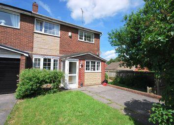 Thumbnail 3 bed semi-detached house for sale in Ramsey Avenue, Ribbleton, Preston, Lancashire