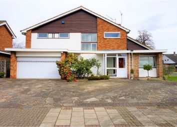 Thumbnail 4 bed detached house for sale in Beech Copse, Bromley