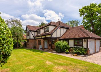 Thumbnail 5 bed detached house for sale in Massetts Road, Horley