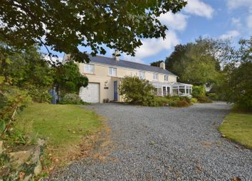 Thumbnail 5 bed detached house for sale in New Road, Freystrop, Haverfordwest