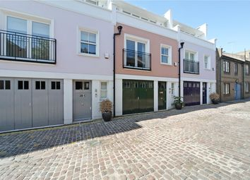 St. Lukes Mews, London W11. 3 bed terraced house for sale