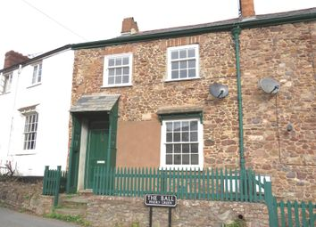 Thumbnail 3 bed terraced house for sale in The Ball, Dunster, Minehead