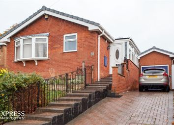 Thumbnail 2 bed detached bungalow for sale in Longbeck Avenue, Nottingham