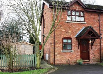 Thumbnail 2 bedroom cottage to rent in Hopefield Road, Lymm