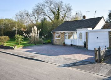 Thumbnail 3 bed detached bungalow for sale in Broadacre, Lydden, Dover