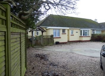 Thumbnail 2 bed semi-detached bungalow for sale in Greenway Road, St. Marychurch, Torquay
