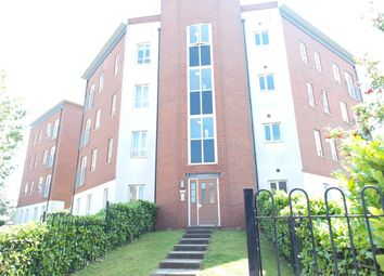 Thumbnail 1 bedroom flat to rent in Bretby Court, Greenhead Street, Burslem, Stoke-On-Trent