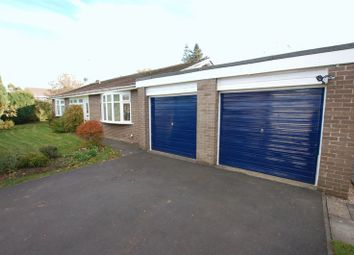 Thumbnail 3 bed bungalow to rent in Beech Court, Ponteland, Newcastle Upon Tyne