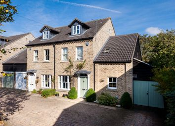 Thumbnail 5 bed semi-detached house for sale in High Street, Bottisham, Cambridge