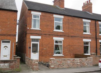 Thumbnail 3 bed end terrace house for sale in Smith Street, New Balderton, Newark