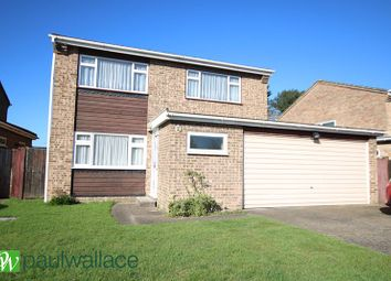 Thumbnail 4 bed detached house for sale in The Oval, Broxbourne