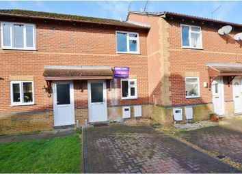 Thumbnail 2 bedroom terraced house for sale in Limoges Court, Duston, Northampton