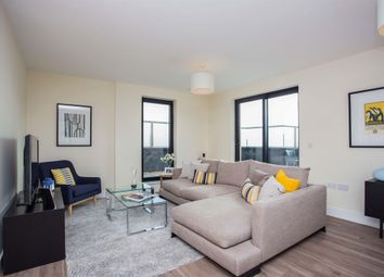 Thumbnail 2 bedroom flat for sale in Tunstall Court, Northcote Avenue, London