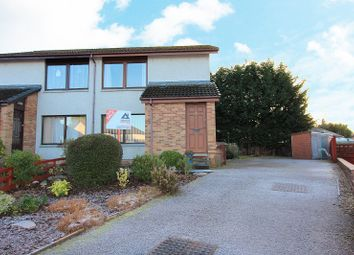 Thumbnail 1 bed flat for sale in 33 Towerhill Gardens, Cradlehall, Inverness, Highland.