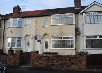 Thumbnail 3 bedroom terraced house to rent in Hythe Avenue, Litherland, Liverpool