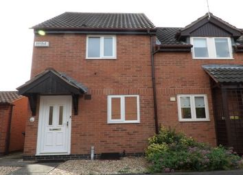 Thumbnail 1 bed end terrace house to rent in Herons Court, Nottingham