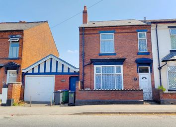 Thumbnail 3 bed end terrace house for sale in Hallam Street, West Bromwich, West Midlands