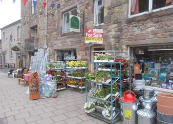 Thumbnail Retail premises for sale in High Street, Jedburgh