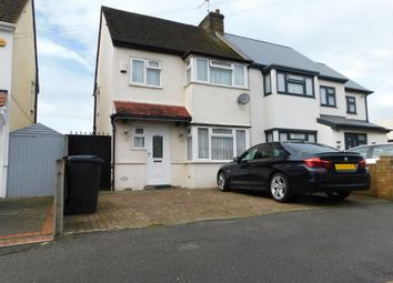 Thumbnail 3 bed semi-detached house to rent in Woodland Avenue, Slough