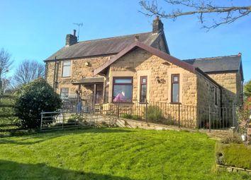 Thumbnail 4 bed detached house for sale in Butterfield Lane, Brackenfield, Alfreton, Derbyshire