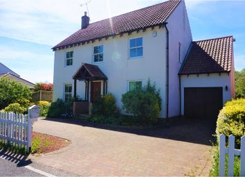 Thumbnail 6 bed detached house for sale in Coggeshall Road, Colchester
