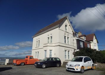 Thumbnail 1 bed flat to rent in Bay View Road, Northam, Bideford