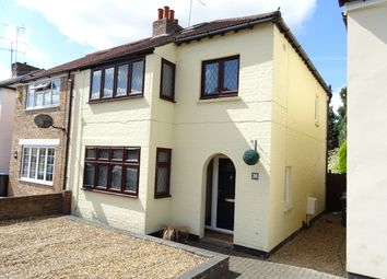 Thumbnail 3 bed semi-detached house for sale in Kings Road, New Haw