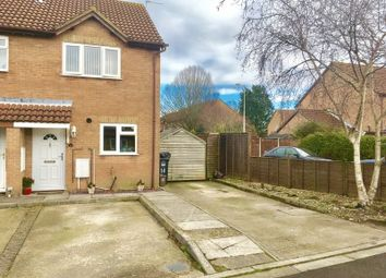 Thumbnail 2 bed end terrace house for sale in Gill Mews, Worle, Weston-Super-Mare
