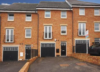 Thumbnail 4 bed town house for sale in De Walden Drive, Kilmarnock