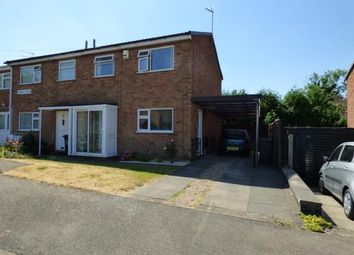 Thumbnail 3 bed semi-detached house for sale in Jennett Close, Thurnby Lodge, Leicester, Leicestershire