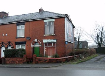 Thumbnail 2 bed end terrace house for sale in Middleton Road, Chadderton, Oldham