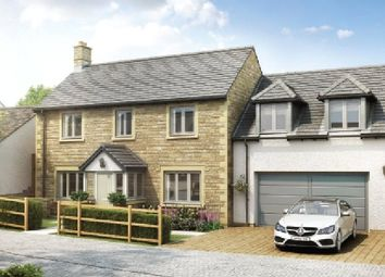 Thumbnail 5 bed detached house for sale in New Town Park, Newtown, Toddington, Cheltenham