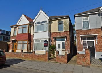 Thumbnail 3 bedroom semi-detached house for sale in Randolph Road, Portsmouth