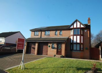 Thumbnail 5 bedroom detached house for sale in Boundary Drive, Bradley Fold, Bolton
