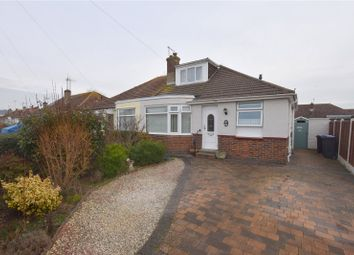 Thumbnail 2 bed bungalow for sale in Elms Drive, Lancing, West Sussex