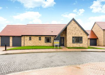 Thumbnail 4 bed detached bungalow for sale in The Orchards, Linton Road, Great Abington, Cambridge