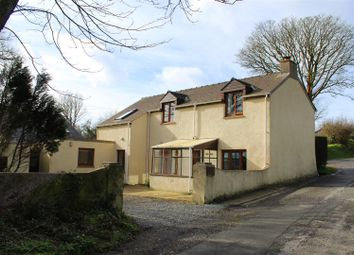 Thumbnail 4 bed cottage for sale in Keeston Hill, Keeston, Haverfordwest