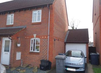 Thumbnail 3 bed semi-detached house to rent in Bridge Court, Westbury
