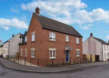 Thumbnail 4 bed detached house for sale in Bell Chase, Yeovil