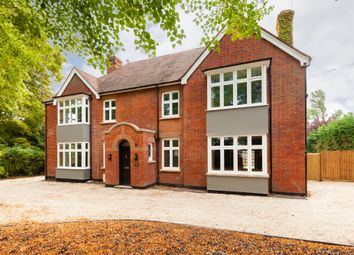 Thumbnail 5 bed detached house for sale in Haverhill Road, Little Wratting, Haverhill