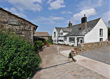 Thumbnail 5 bed detached house for sale in Ullgill Farm, Howgate, Whitehaven, Cumbria