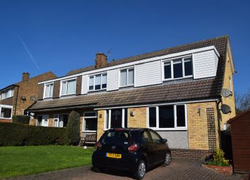 Thumbnail 5 bed property for sale in Windmill Crescent, Northowram, Halifax