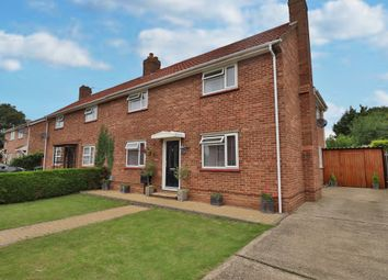 Thumbnail 4 bed semi-detached house for sale in Willbye Avenue, Diss