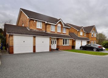 4 bed detached house for sale in Rowans Close, Stalybridge SK15